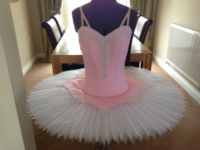Childs light pink tutu