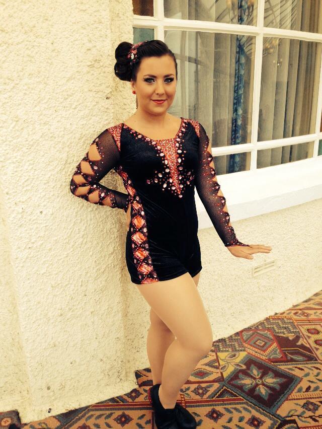 Fran tap costume 2014