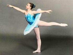 Turquiose Ballet Tutu