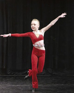Red tap costume copy