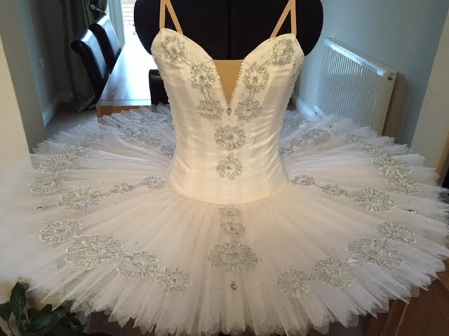 adults white tutu