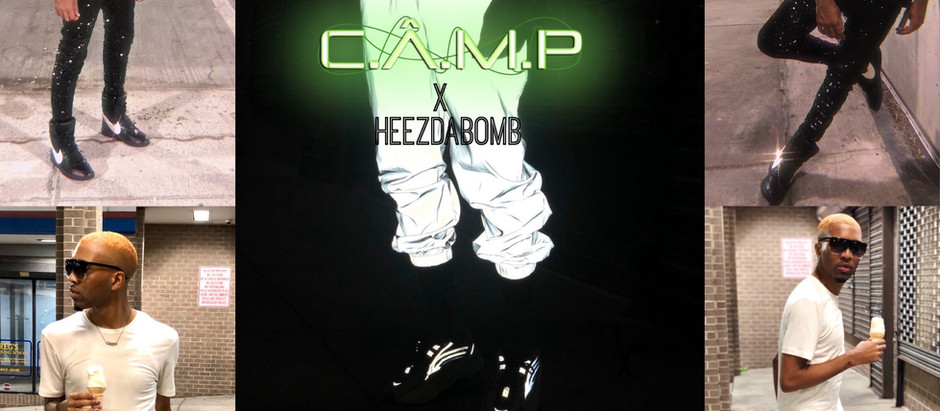 HEEZDABOMB ✖️ C.Â.M.P