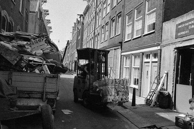 Goudsbloemstraat - Stadsarchief Amsterda