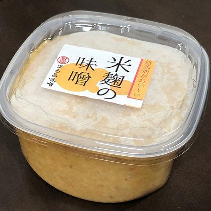 まる昌醤油 米みそ