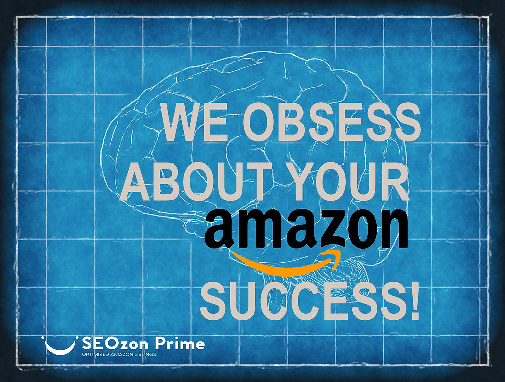 We obsess about your Amazon success