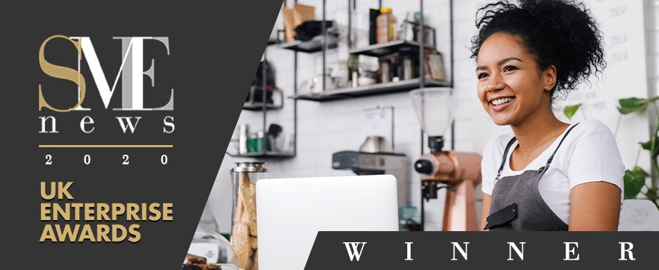 SEOzon Prime WINS Best Specialized eCommerce Copywriting and SEO Service at SME NEWS's 2020 Greater London Enterprise Awards