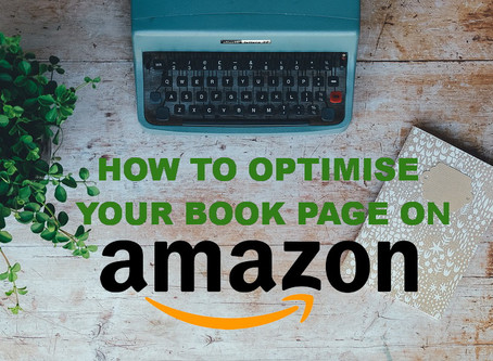 How to Sell More Books on Amazon while Optimizing your Book Page