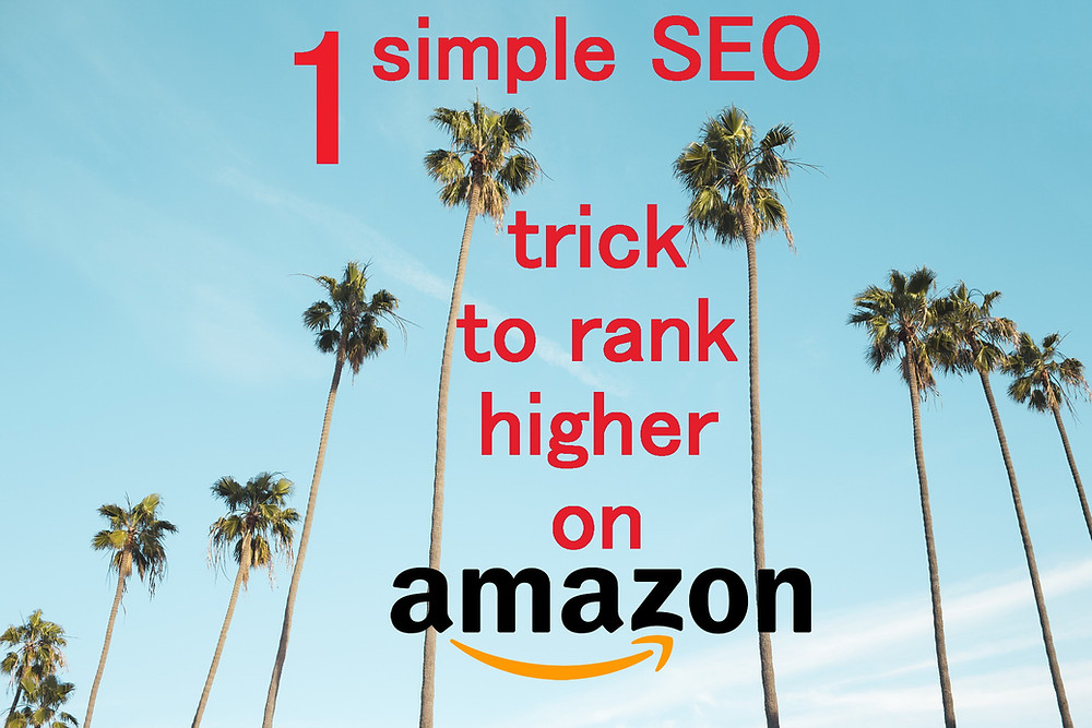 Amazon Search Engine Optimization Hack to Help You Rank Higher on Amazon and Google