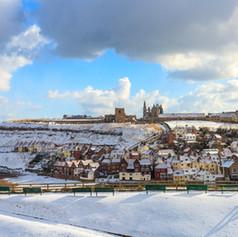 Winter view from La Rosa