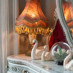 La Rosa bedroom detail