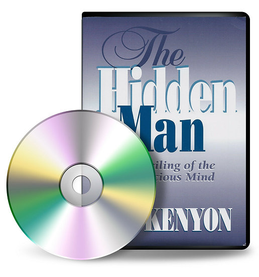 Audiobook: Hidden Man (6 CD)