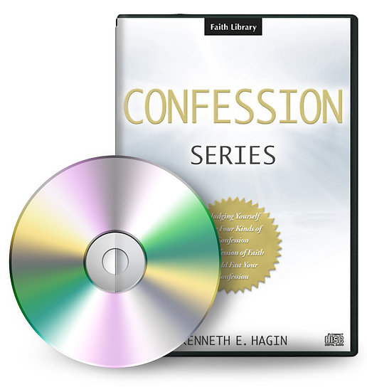 The Confession Series (4 CDs)
