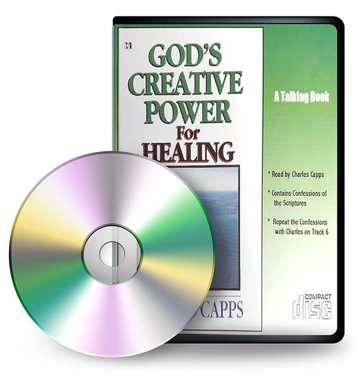 Audiobook: God's Creative Power For Healing