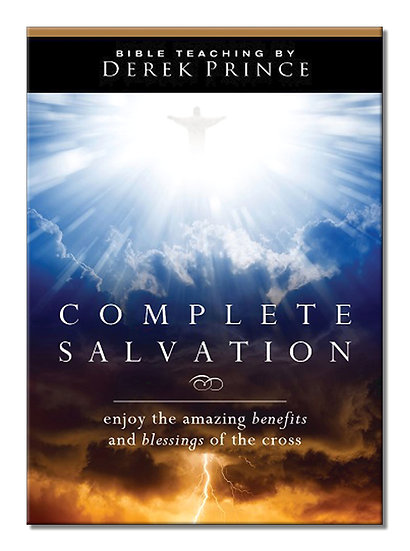 Complete Salvation and How to Receive It  (2 CDs)