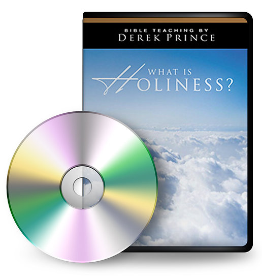What Is Holiness? - Volumes 1 & 2  (8 CDs)