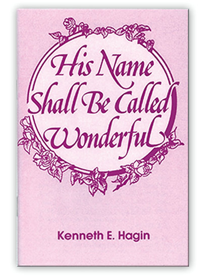 His Name Shall Be Called Wonderful