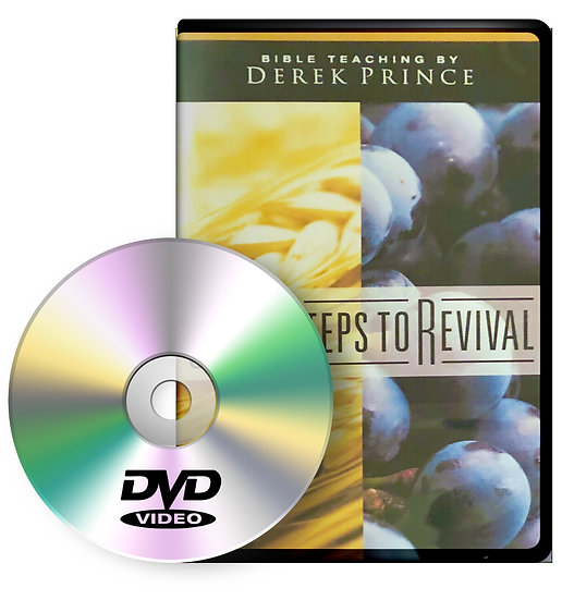 DVD: Seven Steps to Revival (Volumes 1 & 2)  (7 DVDs)