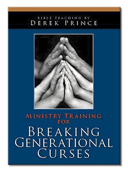 DVD: Ministry Training for Breaking Generational Curses (2 DVDs)