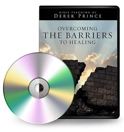 Overcoming the Barriers to Healing (1 CD)