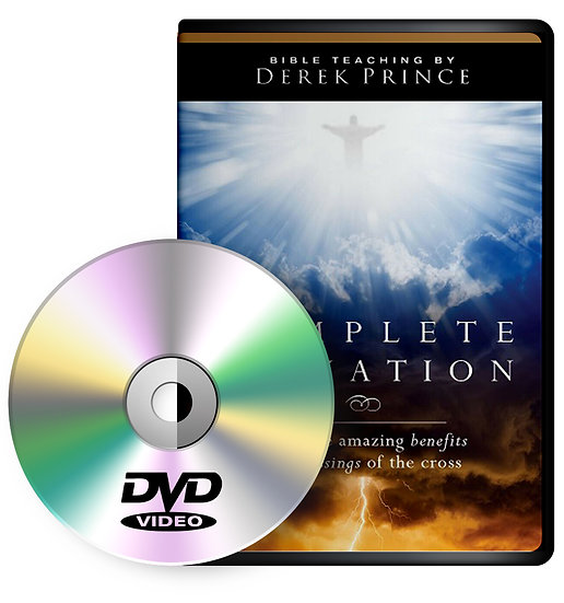 DVD: Complete Salvation and How to Receive It  (2 DVDs)