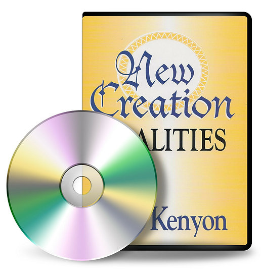 Audiobook: New Creation Realities (6 CD)