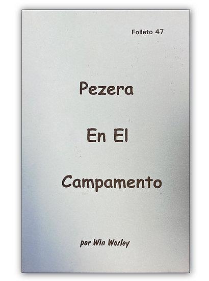 Pezera en el Campamento (Slothfulness in the Camp) - Booklet #47