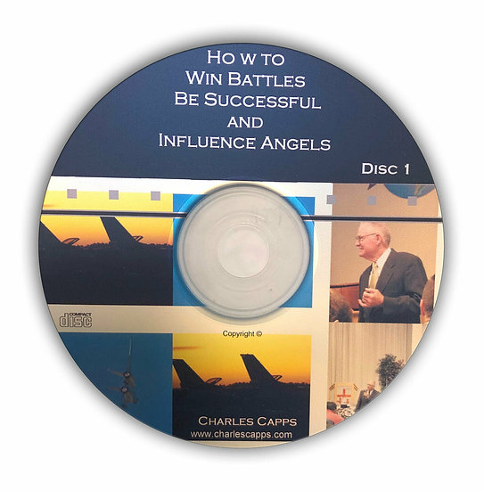 How To Win Battles, Be Successful and Influence Angels (2 CDs)