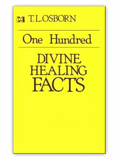 100 Divine Healing Facts