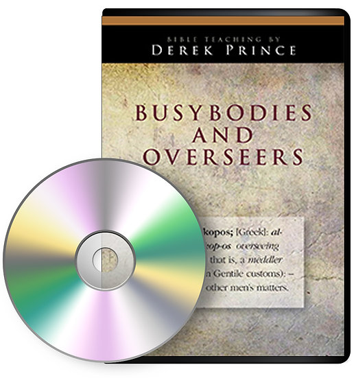 Busybodies and Overseers (1 CD)