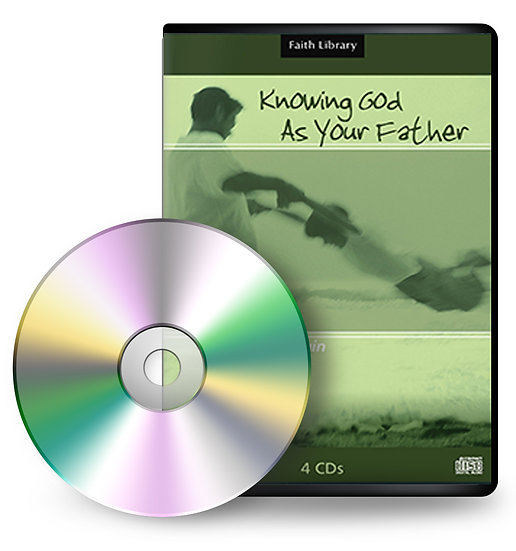 Audio CD: Knowing God As Your Father (4 CDs)