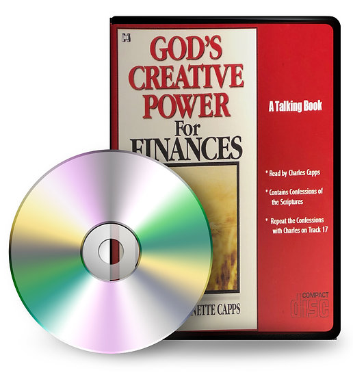 Audiobook: God's Creative Power For Finances