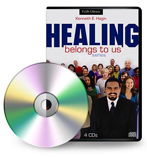 Audio CD: Healing Belongs To Us (4 CDs)