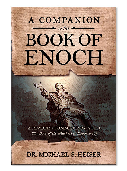 Commentary on the Book of Enoch, Vol 1 & 2 (SET)