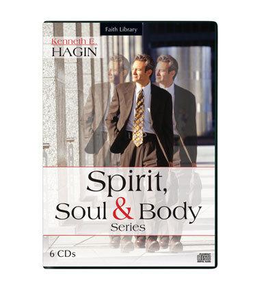 Audio CD: Spirt Soul & Body (6 CDs)