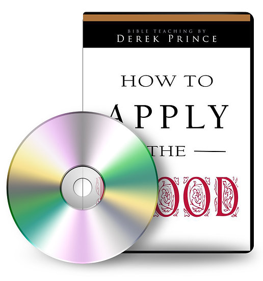 How to Apply the Blood (1 CD)