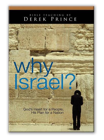 Why Israel (1 CD)