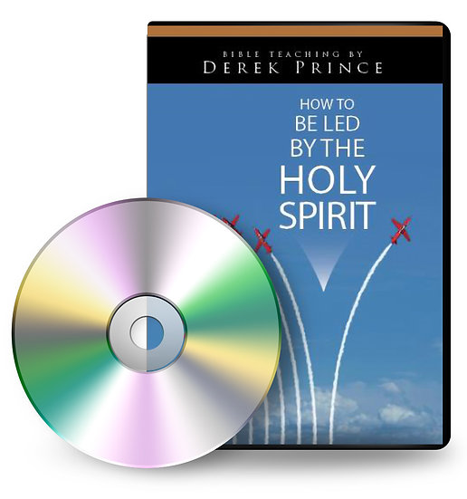 How to Be Led by the Holy Spirit (2 CDs)