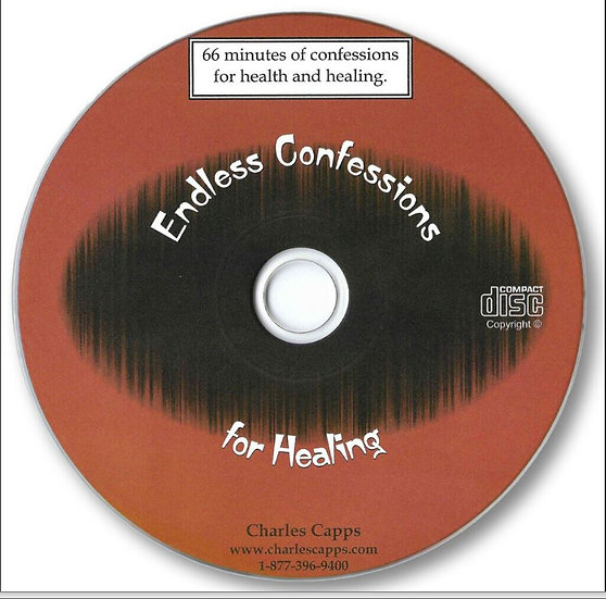 Endless Confessions for Healing (1 CD)