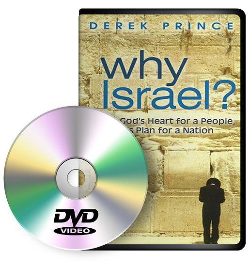 DVD: Why Israel (1 DVD)