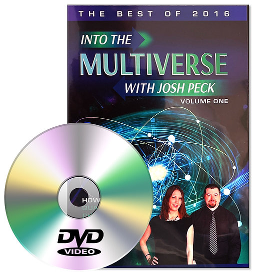 DVD - Into the Multiverse