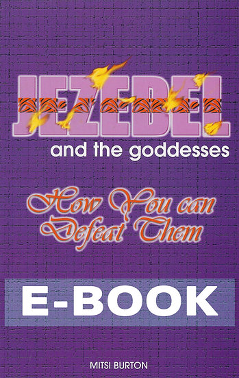 EBOOK: Jezebel & the Goddesses