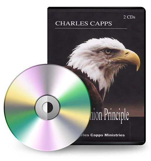 Audiobook: Dominion Principle (2 CD)
