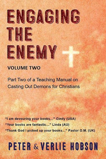 Engaging The Enemy (Deliverance Series Vol 2)