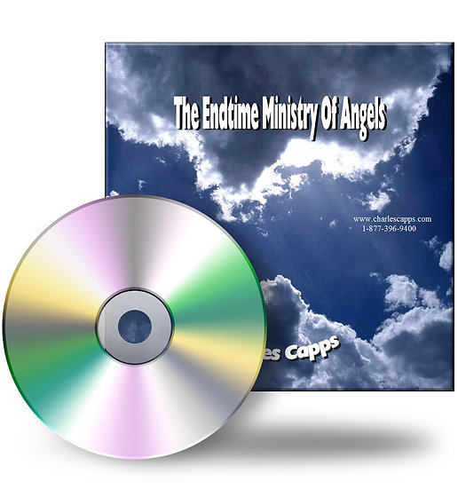 The Endtime Ministry of Angels (1 CD)