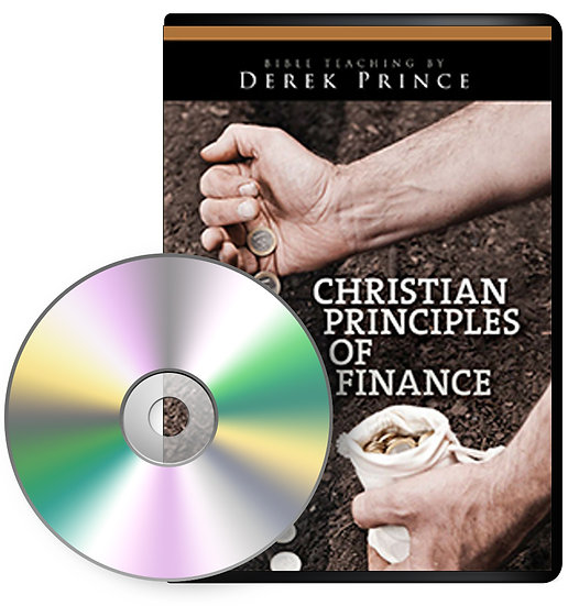Christian Principles of Finance (1 CD)