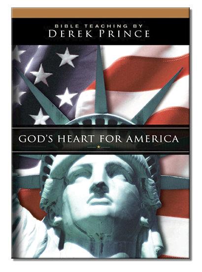 God's Heart for America (1 CD)