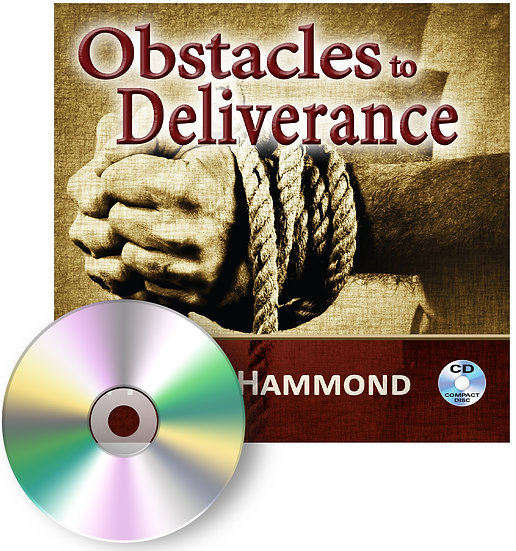 The Obstacles To Deliverance (1 CD)