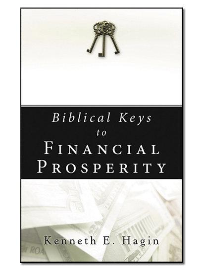 Biblical Keys To Financial Prosperity