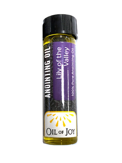 Anointing Oil - Lily of the Valley (1/4 oz.)