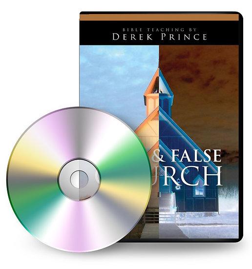 True and False Church (2 CDs)